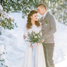Wedding photographer Liliya Dackaya (liliyadatska). Photo of 13.02.2018