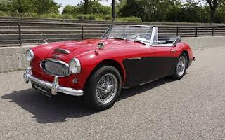 Austin-Healey 3000 Mark 3 Rent Grand Est