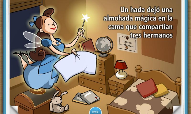La Almohada Mágica- screenshot
