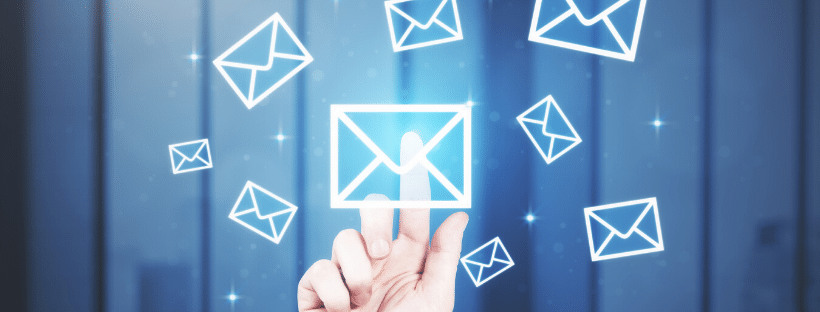 Use of Email marketing to promote your blogs digitally.