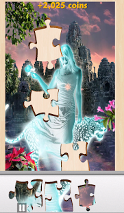 Live Jigsaws Spirits of Beauty- screenshot thumbnail