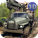 Logging Truck Simulator 3D icon