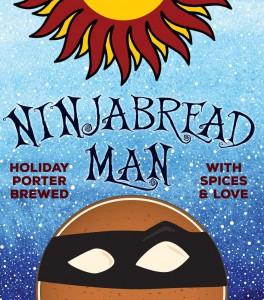 Logo of Asheville Ninjabread Man Porter