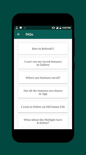 Status Saver 2.20 (Beta) screenshots 7