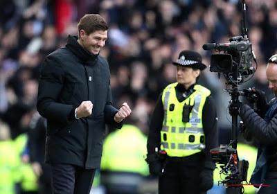 """Steven Gerrard déjà sous le charme de Ianis Hagi : """"Un pur talent"""""""