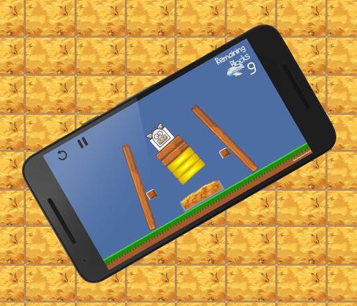 Barn Tower Physics Game