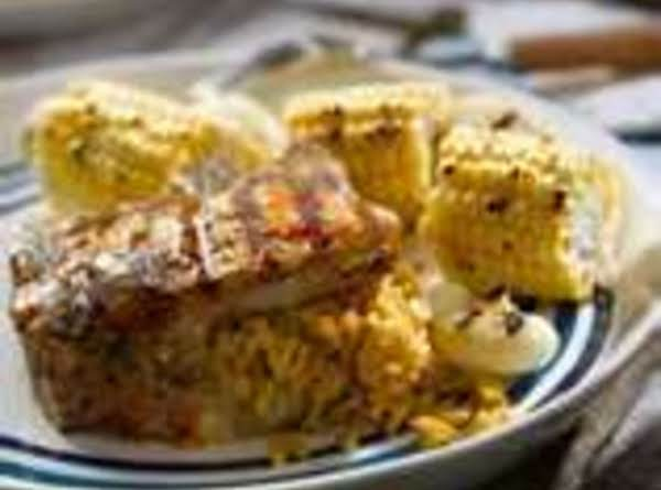 Bbq Grilled Stuffed Pork Chops, By Freda