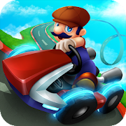 Super Go Kart Racing World
