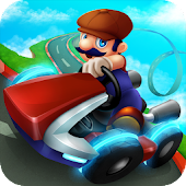 Super Go Kart Racing World Mod