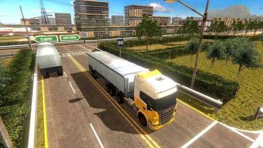 Truck Simulator 2019 Apk MOD (Free Shopping) 7