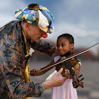 L'aspirante violinista  di