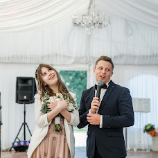 Wedding photographer Anna Kanina (kanna). Photo of 17.11.2018
