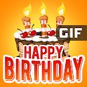 Happy Birthday GIF Images icon