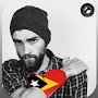 East timor Flag Heart Effect : Photo Editor APK icon