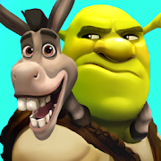 Shrek Sugar Fever - Puzzle Game