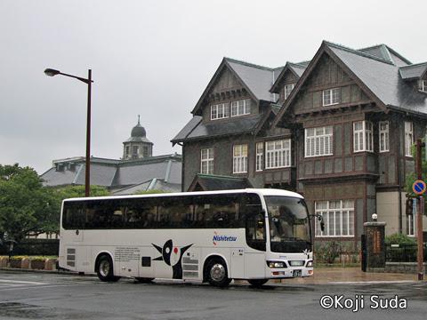 西鉄 4012 門司港駅にて_04