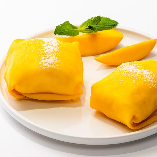 Mango Pockets (2 pcs)