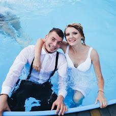 Wedding photographer Aleksandra Badrak (ABadrak). Photo of 09.10.2016