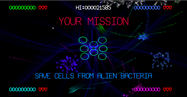 Bacteria™ Arcade Edition Screenshot 2