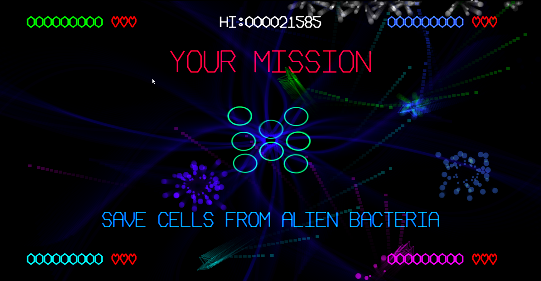 Bacteria™ Arcade Edition- screenshot