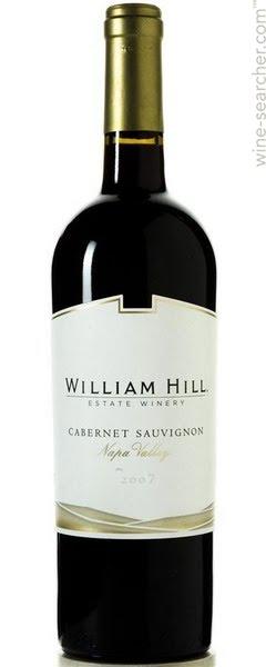 Logo for William Hill Cabernet Sauvignon