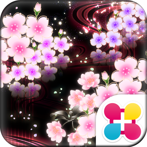 Cute Theme-Starry Sakura- Icon