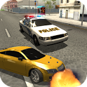Police Car Fury Racing icon