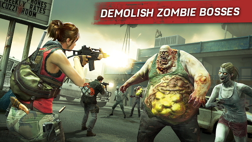 Left to Survive: Dead Zombie Shooter screenshot