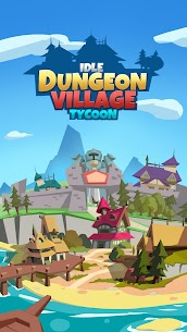 Idle Dungeon Village Tycoon – Adventurer Village  Apk Download For Android and Iphone 7