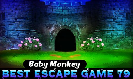 Best Escape-79 Baby Monkey - náhled