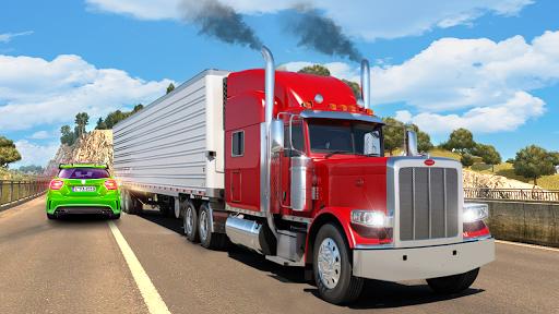 PK Cargo Truck Transport Game 2018 screenshots 6