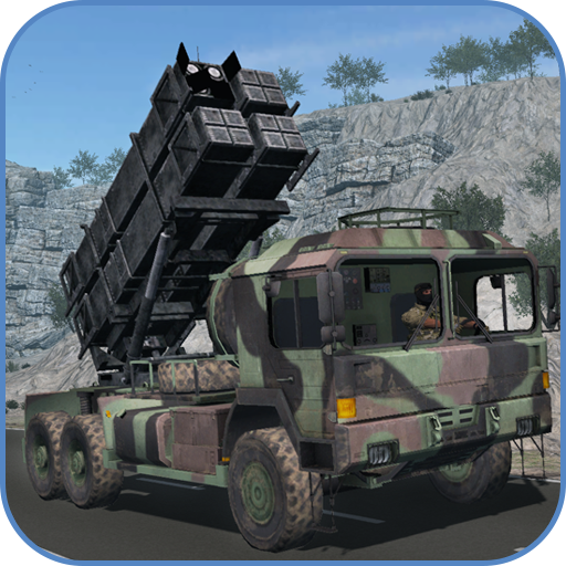 Offroad Army Truck Driving (game)
