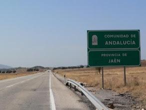 Photo: Spanien/Kastilien - La Mancha: N - 322. (Urheberrecht: Robert Mayer)