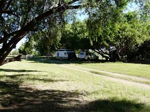 Photo: Gras lank en boomtakke te laag!