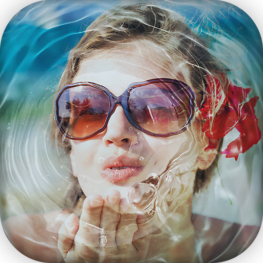 3D Water Effects - Photo Editor