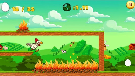 Chicken Run screenshot 4