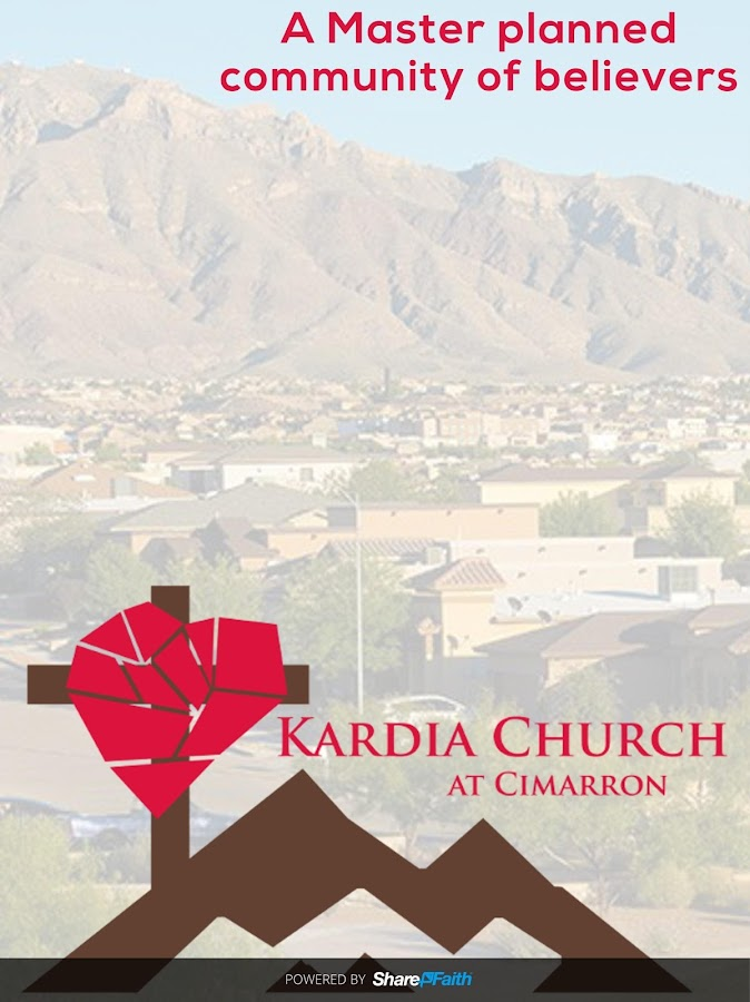 Kardia Christian Church- screenshot