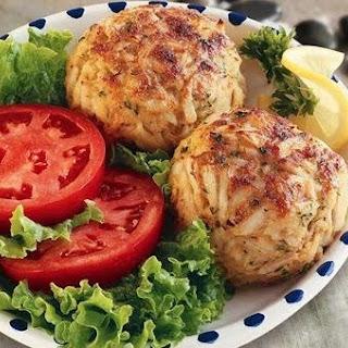Cassandra's Favorite Recipe for Maryland Crab Cakes.