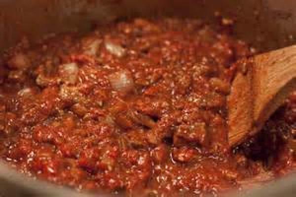 Fireman Bob's Cincinnati Skyline Chili Recipe