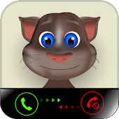 Fake Call From Talking Tom