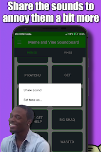 Meme and Vine Soundboard