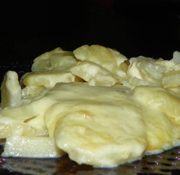 Gruyere Potatoes