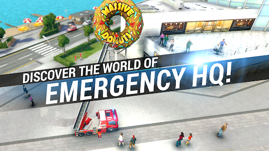 EMERGENCY HQ – free rescue strategy game 1.4.92 Download APK Mod 3