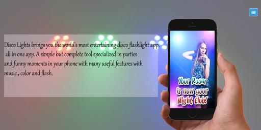 Disco Light 1.4 screenshots 6