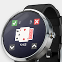 Higher Lower Card Game - Wear icon