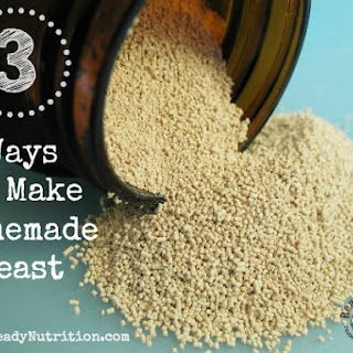3 Ways To Naturally Make Yeast
