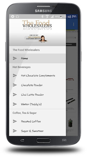 The Food Wholesaler