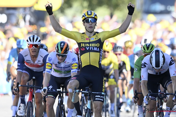 Wout van Aert Tour de France