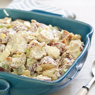 Old-Fashioned Potato Salad.