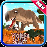 yDino Craft Addon for MCPE